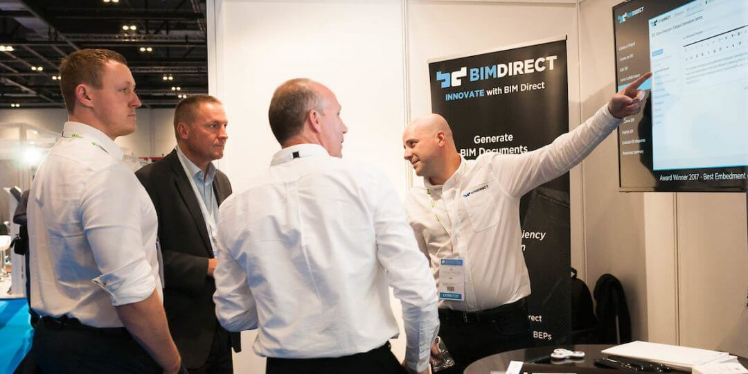 BIM Direct at Digital Construction Week 2017
